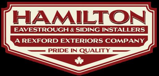 Hamilton Eavestrough and Siding Installers Logo